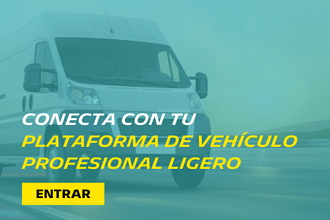 Conecta con tu plataforma de vehículo profesional ligero